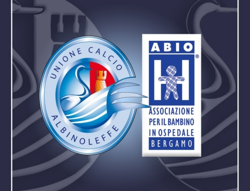 ABIO BERGAMO entra a far parte del PROGETTO CUORE BLUCELESTE!