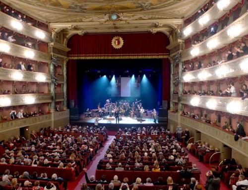 magnifica serata ABIO al Donizetti