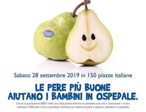 GIORNATA NAZIONALE ABIO a Bergamo in Via XX Settembre e c/o Oriocenter